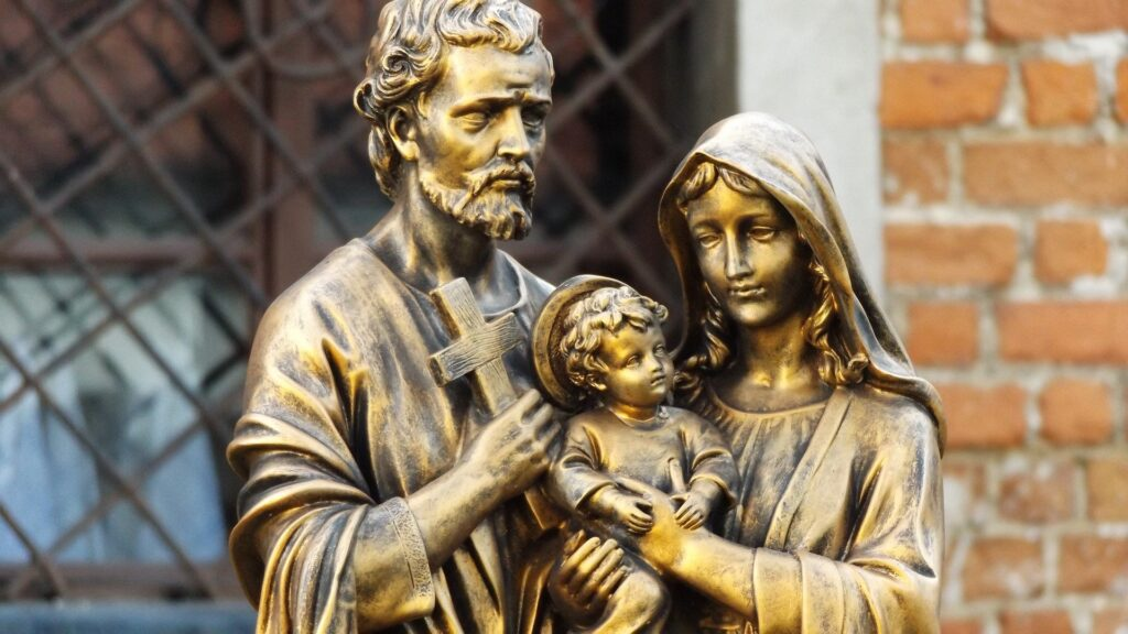 Feast of the Holy Family of Jesus, Mary and Joseph 2018